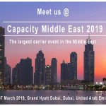 Meet Intermatica at Capacity Middle East 2019 – Dubai